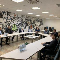ČLANI DRAVINJSKEGA POSLOVNEGA KLUBA OBISKALI SLOVENSKO GAZELO PODJETJE DEWESoft in PODJETNIŠKI POSPEŠEVALNIK KATAPULT
